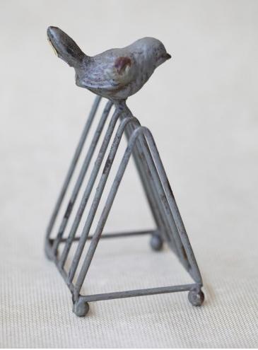 bird letter holder