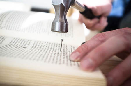 hammer books