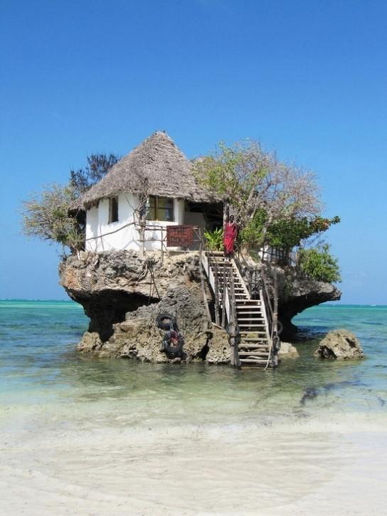 the rock tanzania