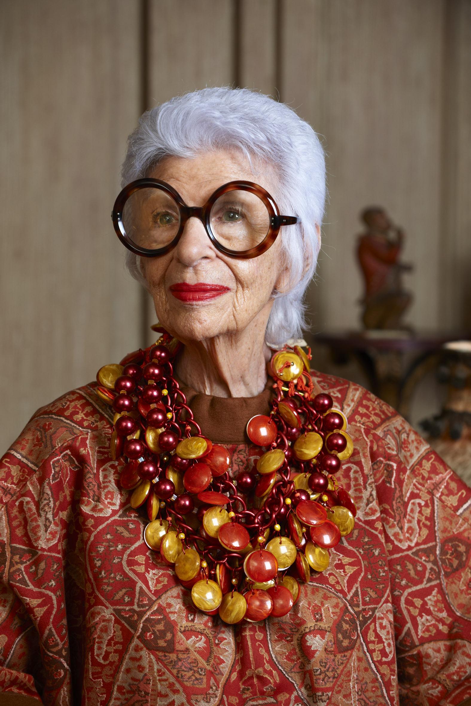 Style To Inspire Iris Apfel