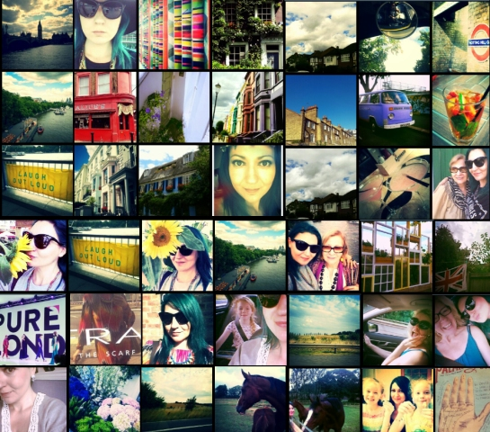 Londoncollage2013