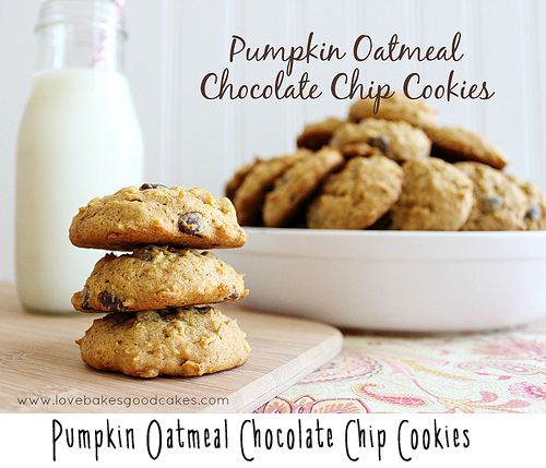 pumpkin cookies copia