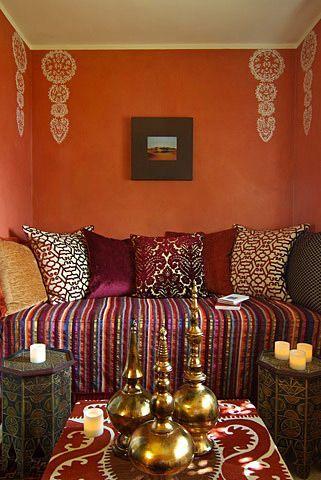 Home Decor Moroccan Style