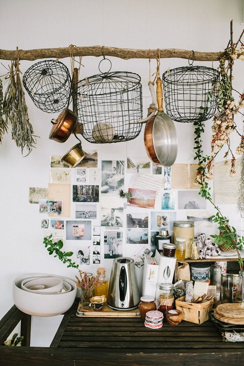 Rustic Style Kitchen 1