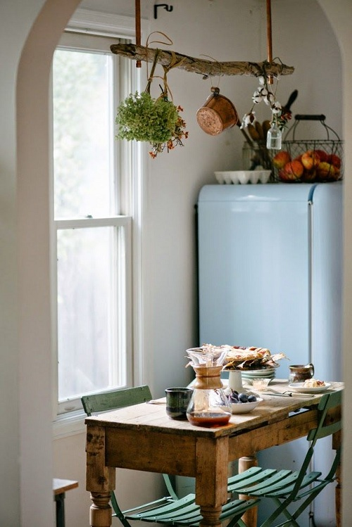 Rustic Style Kitchen 2