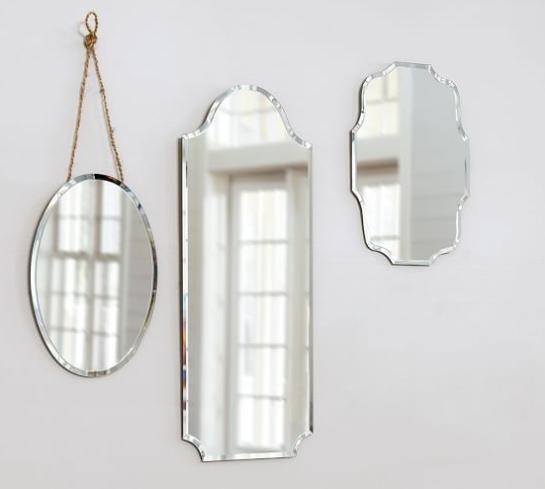 potteryBarn mirrors