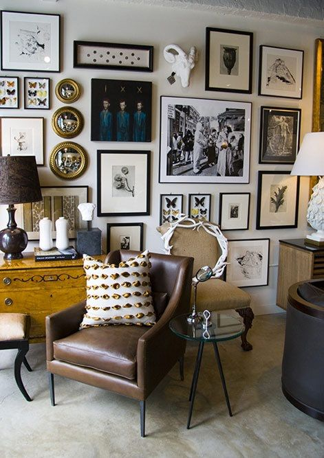Gallery Wall Inspiration 10