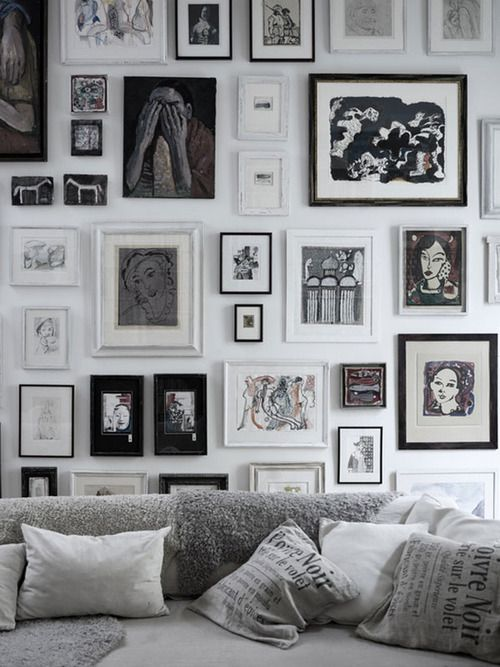 Gallery Wall Inspiration 14
