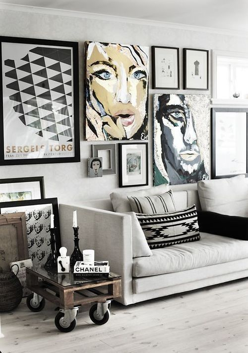 Gallery Wall Inspiration 16