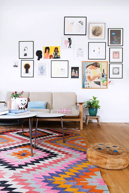 Gallery Wall Inspiration 17
