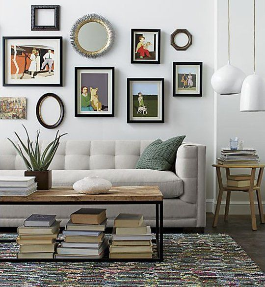 Gallery Wall Inspiration 5