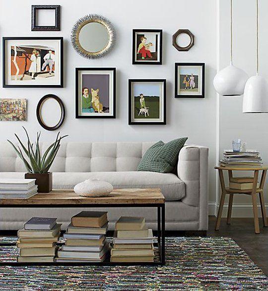 20 Inspiring Gallery Walls