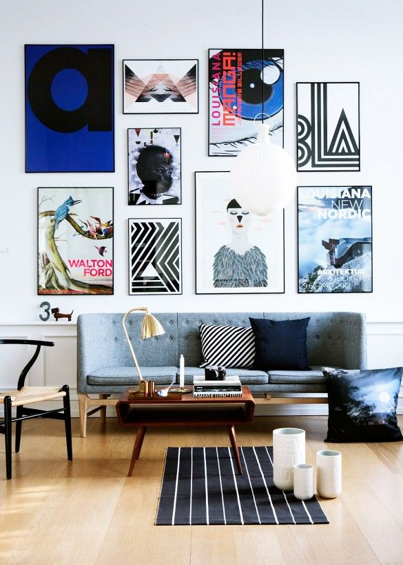 Gallery Wall Inspiration 8