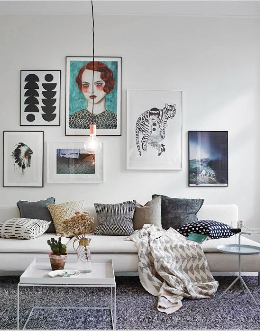 Gallery Wall Inspiration 9